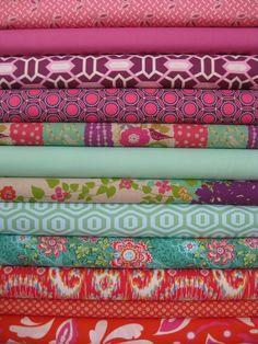 Fabricworm Candy Rainbows custom bundle