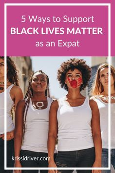I have struggled to figure out exactly what I can to do support Black Lives Matter movements while living as an expat. Over the last few weeks, I've done some thinking, had some conversations, and done a little research. No matter where you are in the world, here are 5 things you can do to support #BLM from abroad. #blacklivesmatter #activist #digitalnomad Rachel Rogers, Books By Black Authors, Numbers To Call, Work Opportunities, Freelance Writing Jobs, Call Backs, Virtual Assistant, 5 Things