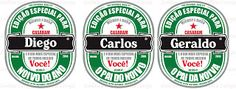 Lollita Cereja: Rótulo Cerveja Personalizado