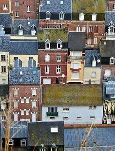 Le Tréport, Normandy, France