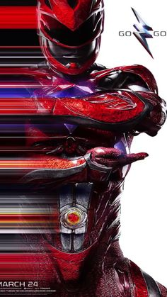 New Power Rangers Posters Revealed