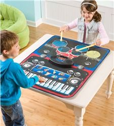 Music Jam Playmat