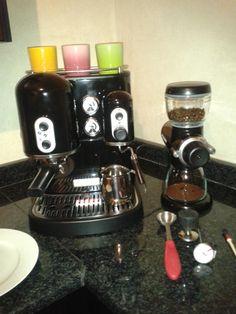 Iman Haffajee's new coffee gear