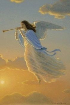Archangel Raphael, Archangel Gabriel, Angel Pictures, Art Pictures, Dawn Richard, Richard Burns, Angels Beauty, I Believe In Angels, Principles Of Art