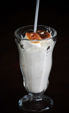 toasted marshmallow shake.