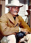 John Russell -- Marshal Dan Troop, The Lawman -- Great Show Old Movie Stars, Classic Movie Stars, Classic Tv, Classic Films, Classic Actresses, Western Film, Western Movies, John Russell Actor, Actor John