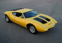 1970 AMC AMX3 Prototype   An exotic, mid-engined successor to the AMX, known as the AMX/3, came fairly close to regular production in 1970. Seven prototypes were made, styled and engineered by AMC using the 390 cid AMC V-8, with bodies hand-built in Turin, Italy. www.amxfiles.com; www.jaylenosgarage.com ; http://www.amcarguide.com/concept/amc-amx3-prototype/