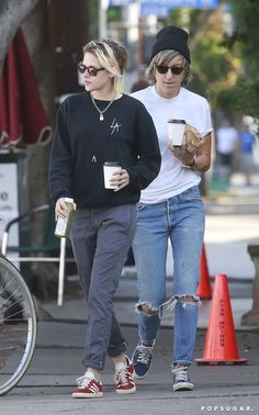 Kristen Stewart Emerges in LA After Opening Up About Dating Robert Pattinson