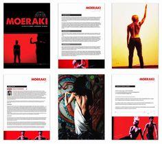 Carpeta promocional / barbaradelfino.com.ar