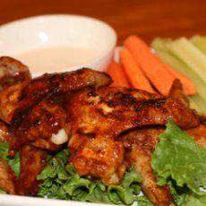 Kfc Honey Barbecue Wings - Copycat