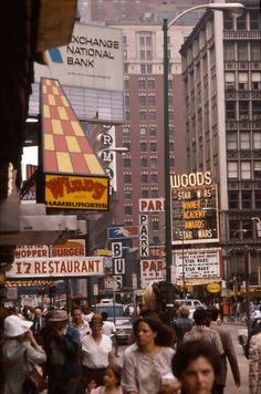 Randolph in the 70's Love & miss this
