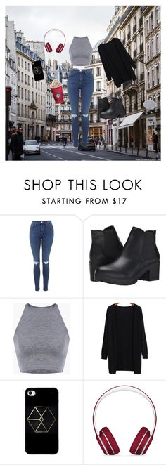 """""""#Love myself"""" by strawberrydogs on Polyvore featuring Steve Madden and Beats by Dr. Dre"""