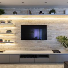 ideas living room tv wall decor apartments television for 2019 Home Living Room, Apartment Living, Living Room Decor, Apartment Ideas, Bedroom Decor, Tv Wall Design, House Design, Tv Wanddekor, Tv Unit Furniture