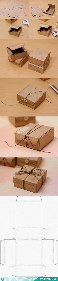 The Cutest Little Box! - 20 Fabulous Gift Wrapping Tutorials for the Holidays . → DIY packaging diy 20 Fabulous Gift Wrapping 🎁 Tutorials for the Holidays ❄️ . Gift Wrapping Tutorial, Wrapping Ideas, Wrapping Papers, Jewelry Packaging, Gift Packaging, Paper Packaging, Packaging Ideas, Cardboard Packaging, Packaging Design