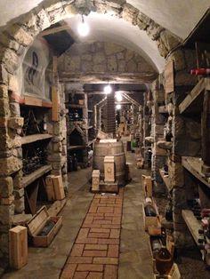 Quattro Passi Wine Cellar, Amalfie Coast