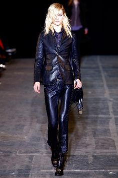 Diesel Black Gold Fall 2011 Ready-to-Wear Collection Photos - Vogue