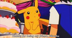 I have collected the cutest GIFs of Pikachu. Because I love Pikachu. You love Pikachu. Cosplay Pokemon, Pokemon Gif, Memes Do Pokemon, Pokemon Party, Pokemon Comics, Cute Pokemon, Pokemon Sketch, Pokemon Fusion, Pikachu Pikachu