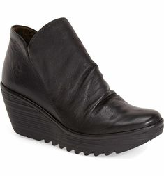 Main Image - Fly London 'Yip' Wedge Bootie (Women)