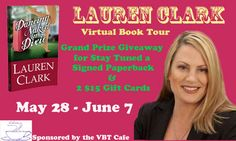 VBT Cafe' Blog: Happy Memorial Day - Meet & Greet with Lauren Clark - Dancing Naked in Dixie