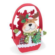 Christmas small sack, great product detail   http://www.maisonsdumonde.com/UK/en/produits/fiche/elan-felt-christmas-sack-10-x-15-cm-152402.htm