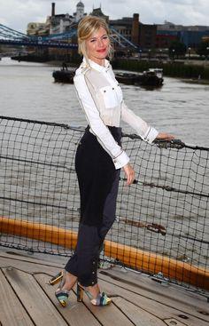 Sienna Miller, 2009.