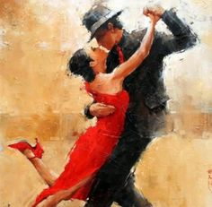 "Previous pinner ""Andre Kohn is a figure painter whose style is described as figurative impressionist."""