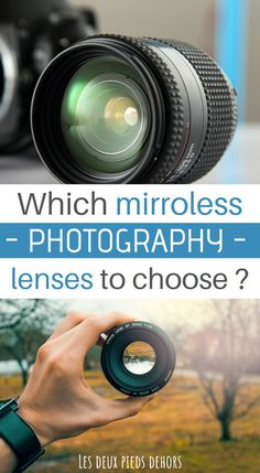 Passionate about photography, I decided to provide a relatively complete guide on all the mirrorless lenses of the moment. This article lists for each brand, by sensor size, all the lenses for mirrorless cameras according to your photography practices! Photography Basics, Photography Courses, Photography For Beginners, Camera Photography, Night Photography, Photography Tutorials, Learn Photography, Camera Basics, Camera Hacks