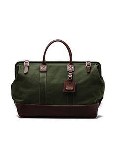 a02bfc0cf0d2 166 Large Carryall in Olive & Brown | REVOLVE Сумки Из Текстиля,