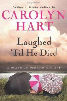 Laughed 'Til He Died (Death on Demand, #20)