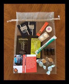 doTerra sample pack to hand out ~ xx ~ Sanura Moon