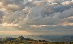 sky renaissance landscape travel painting