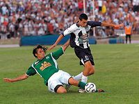 Javier played all youth to reach the first team at Talleres de Cordoba.
