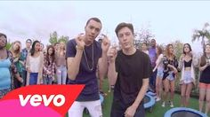 Kalin And Myles - Trampoline - YouTube