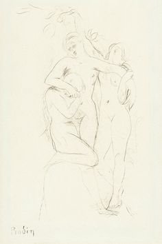 Three naked women, vintage nude illustration. Drie vrouwen met armen in omstrengeling (1893) by Auguste Rodin. Original from The Rijksmuseum. Digitally enhanced by rawpixel. | free image by rawpixel.com / Rijksmuseum (Source) Arm Art, Auguste Rodin, Best Stocks, Good Cause, Modern Sculpture, Free Illustrations, Royalty Free Photos, Free Images, Naked