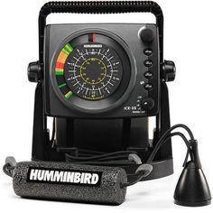 Humminbird ICE -35 Flasher, Multicolor