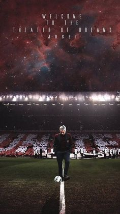 Jose Mourhino, Manchester United Football Spirit, Football Fever, Manchester United Wallpaper, Sir Alex Ferguson, Manchester United Football, English Premier League, Old Trafford, Man United, Soccer