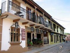 Balcony colonial