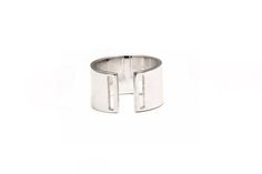 Between Lines Ring - HARDT JEWELRY™  Jewelry for a Cause / Jewelry with Purpose / Jewelry with Meaning / Inspirational Jewelry / Equality / Equal Rights / Equality Jewelry / Statement Jewelry / Statement Ring / Bar Ring / Equal Ring / Band Ring