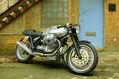 Moto Guzzi #MotoGuzzi #MotoItaliane