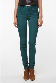 seriously love all of urban outfitters Cigarette jeans