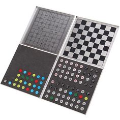 5-in-1 Mini Portable Travel Magnetic Chess Game Board with Folding Box 5-in-1 Mini Portable Travel Magnetic Chess Game Board with Folding Box [01309] - US$19.99 : Aladdinmart