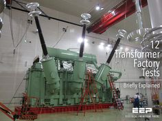 12 Transformer Factory Tests Briefly Explained Electronic Engineering, Electrical Engineering, Electrical Substation, Architecture Concept Diagram, Transmission Line, High Voltage, Electric Power, Control, Transformers