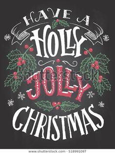 Chalkboard Art Quotes, Chalkboard Typography, Blackboard Art, Chalkboard Print, Chalk Lettering, Chalkboard Designs, Christmas Typography Hand Lettering, Chalkboard Clipart, Christmas Chalkboard Art