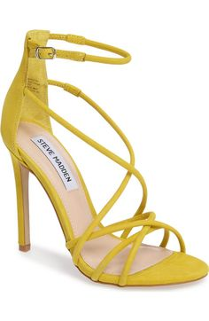 f0b5ef7a9a3 Main Image - Steve Madden Strappy Sandal (Women) Shoes Sandals