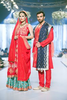 Yasmin Zaman Mughal Art Collection at PBCW 2014 Day 2