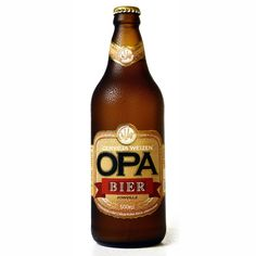 Cerveja Opa Bier Weizen 600ml