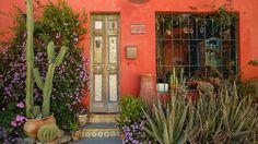 southwestern decor   Historic Tucson home   Southwestern decor