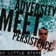 Adversity meet persistence