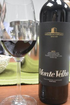 Budget Wines of the Week: 2012 Monte Velho Red & 2012 Monte Velho White Wine of the Week   The Kitchn