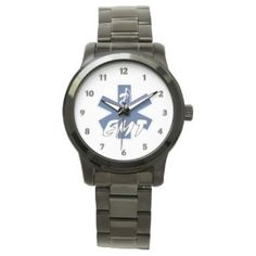 EMT Personalized Watches Great New Styles Added For EMS Providers